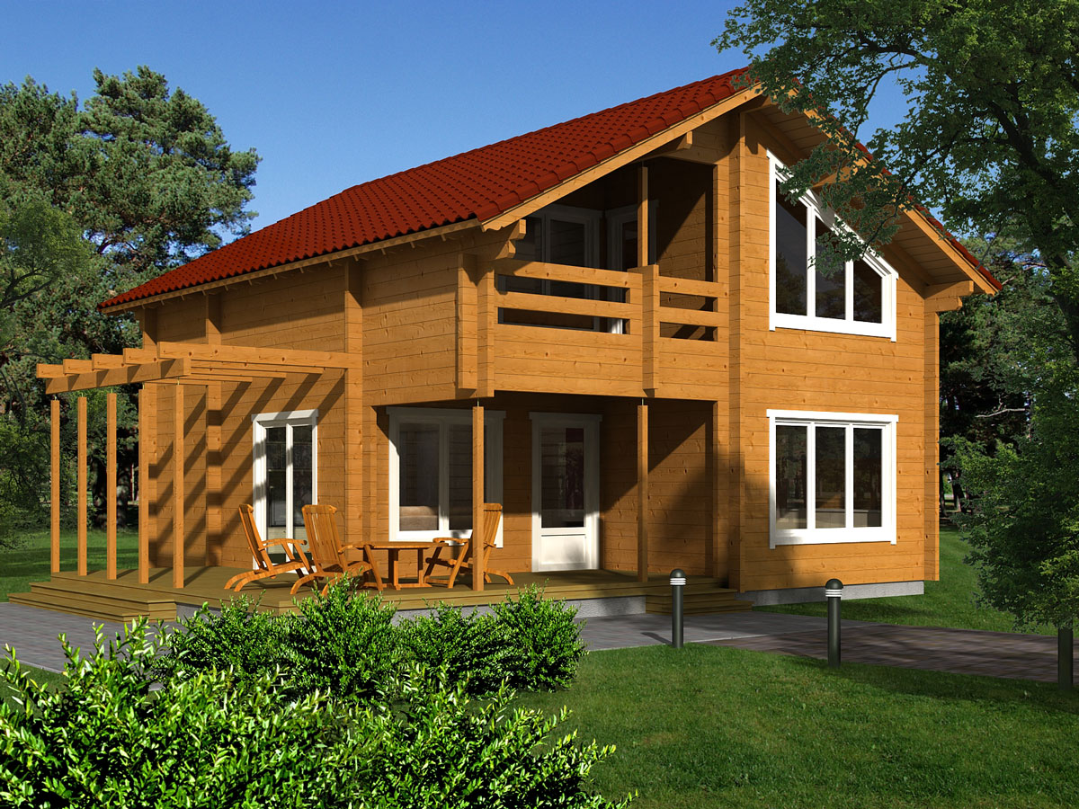 Modelli case prefabbricate in legno for Piani di case canadesi con scantinati ambulanti