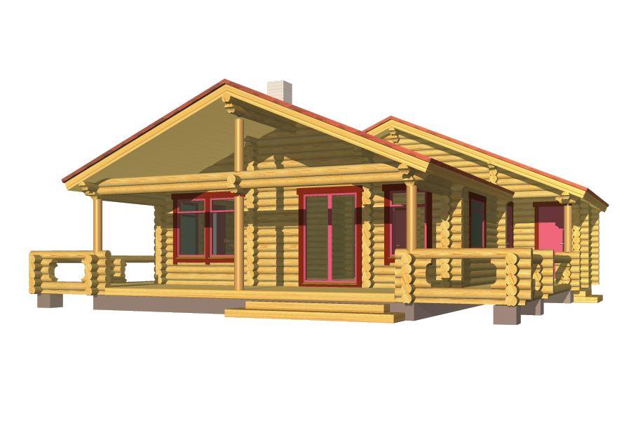 Modelli case prefabbricate in legno for Modelli di case piccole