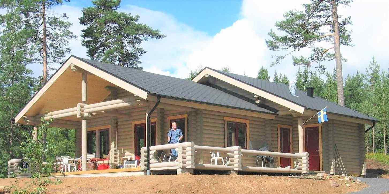 Case in legno su misura Domus Trade