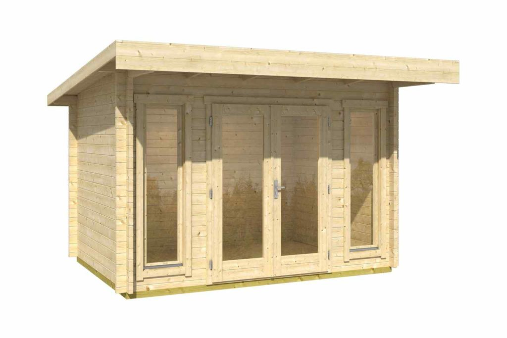 Mini Casetta in legno 9 metri quadrati